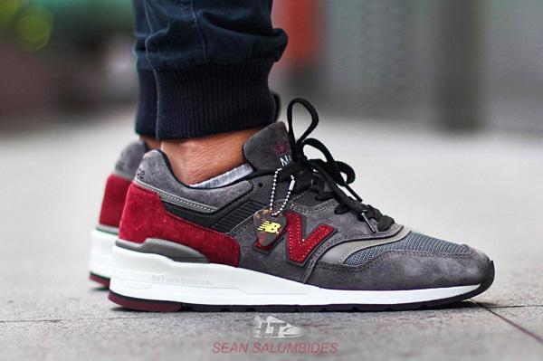 zapatillas new balance hombres 997