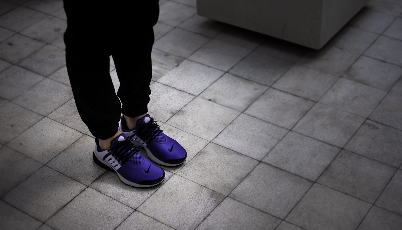Nike Presto Violett