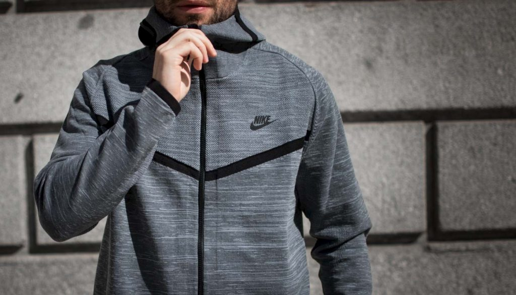 Nike Tech Knit Windrunner