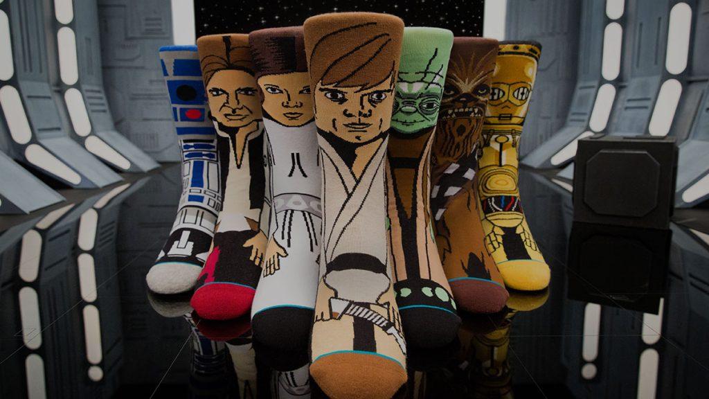Stance x Star Wars