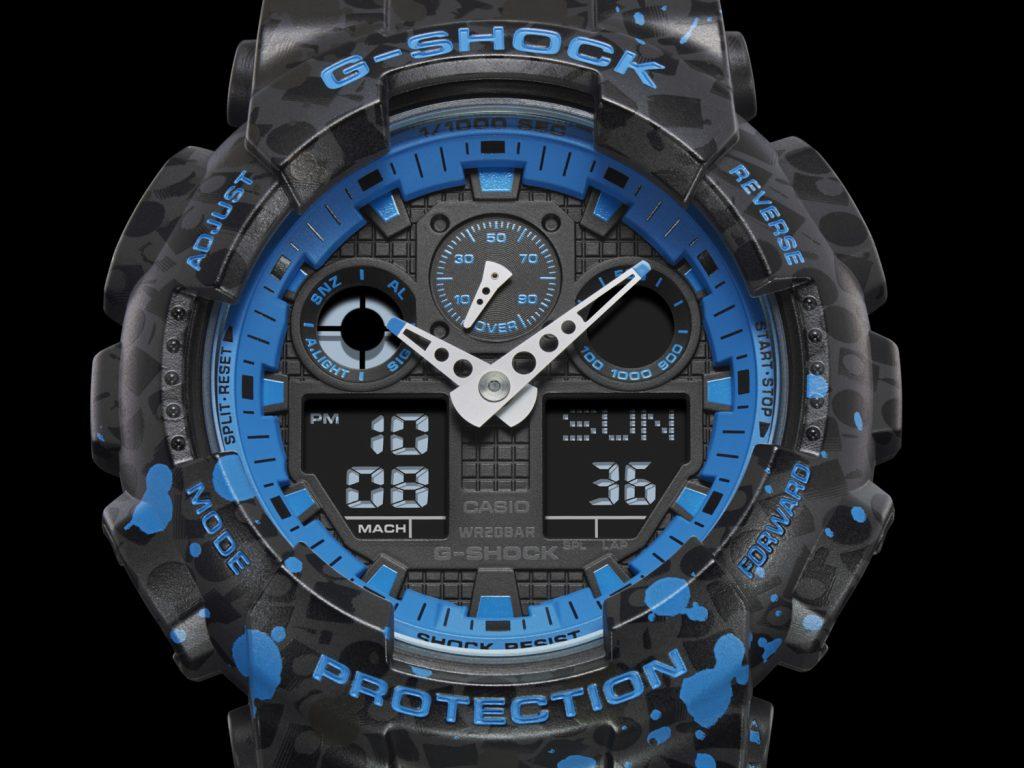 G-SHOCK x STASH GA-100ST-2AER