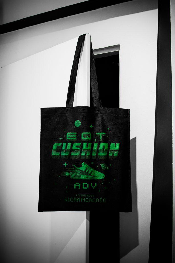 adidas EQT Cushion ADV Blue Nigra